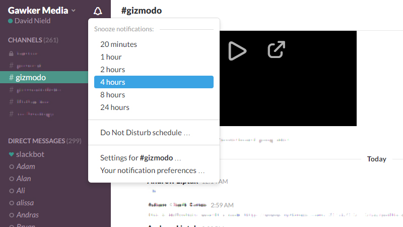 10 Tips To Make You a Slack Wizard